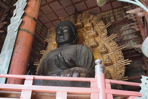 Daibutsu-den, Todaiji, Nara