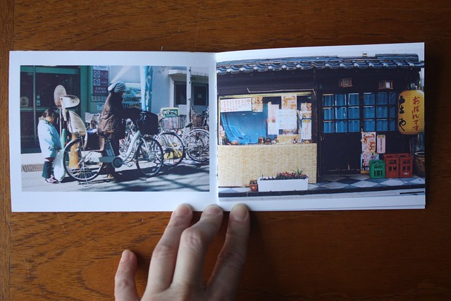 Bretahing in Japan Photozine