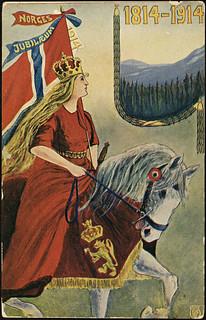Norges jubilæum 1814-1914