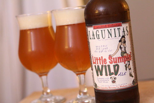 Lagunitas Brewing Company Little Sumpin' Wild