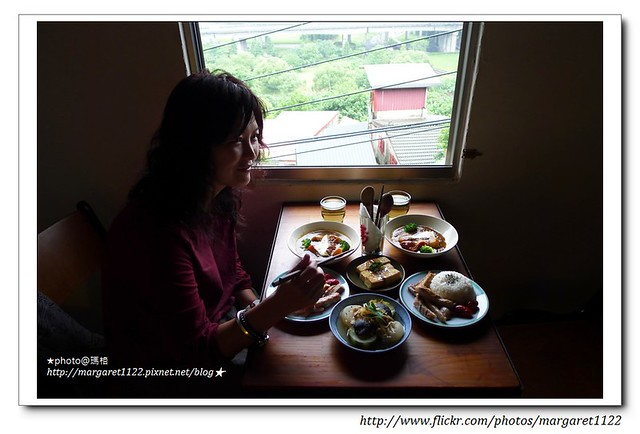 【台北遊記】下雨天的寶藏巖‧尖蚪探索食堂