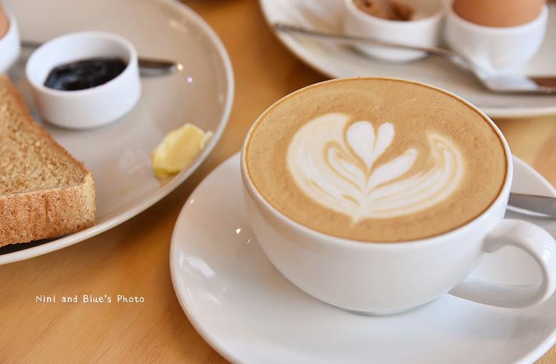 台中火車站中區咖啡Fleetstreet早午餐09