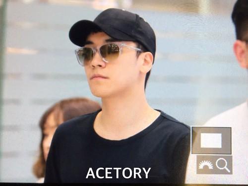 BIGBANG departure Seoul to Macao 2016-09-03 (11)
