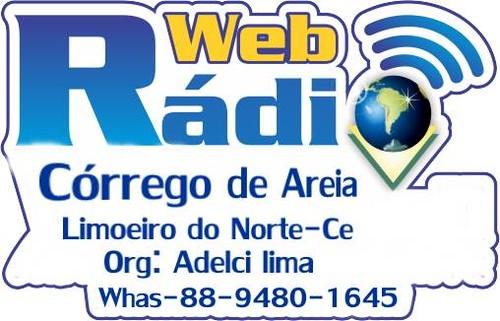 Ouvir Web Rádio Córrego de Areia Online