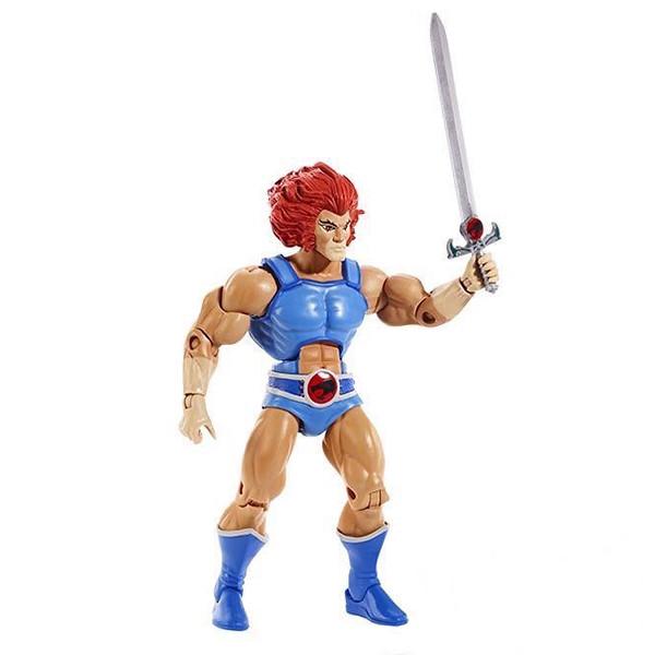 「霹靂!霹靂!霹靂貓!!~」 Mattel《霹靂貓》獅貓 登場! ThunderCats Lion-O
