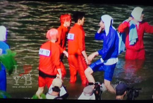 Big Bang - SBS Running Man - 25may2015 - Tae Yang - Urthesun - 06
