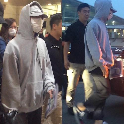 BIGBANG arrival Seoul ICN from Macau 2016-09-05 (3)
