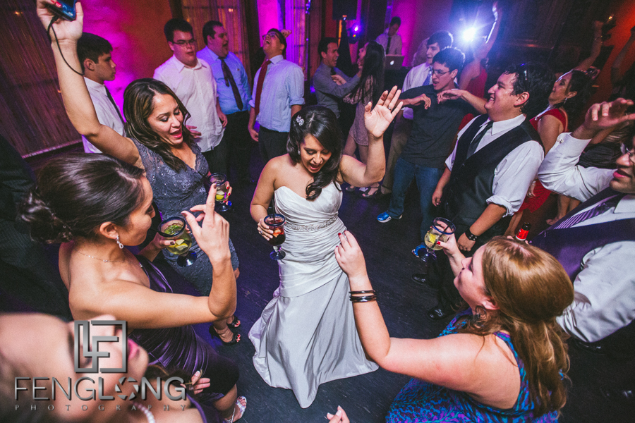 Karina & Ryan's Wedding | St. Margaret Mary Church & Ceviche Tapas | Orlando Destination Wedding Photographer