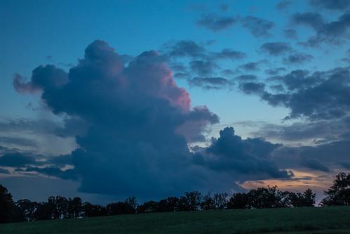 clouds sunrise georgia run obstaclecourse moreland psunset gladiatorrocknrun