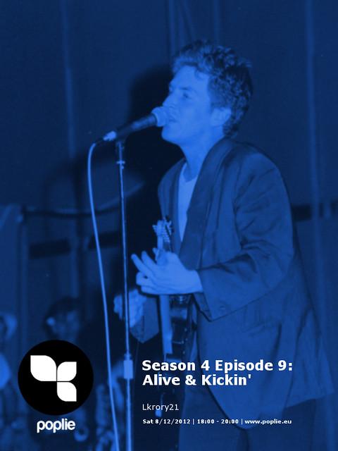 lkrory21 | Season 4 Episode 9: Alive & Kickin'