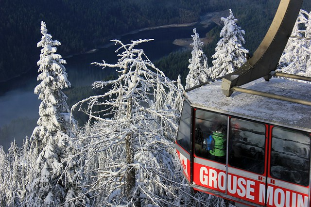 58be241c77a8 Grouse Mountain Peak of Christmas 2013 » Vancouver Blog Miss604
