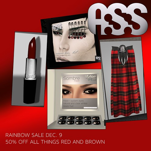 A:S:S 5 year anniversary Rainbow Sale! by Photos Nikolaidis
