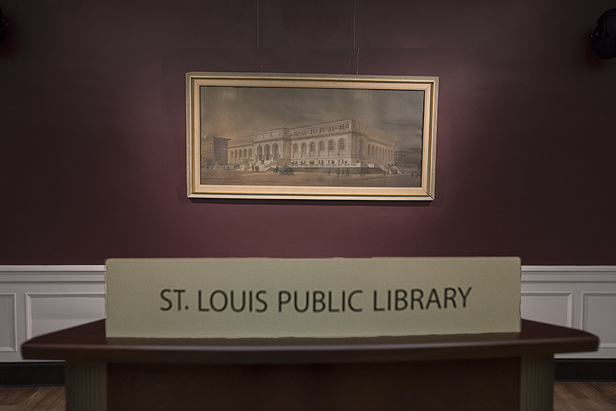 St. Louis Central Library Reopening 2