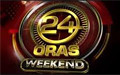 24 Oras Weekend - Part 1/2 | June 21, 2014