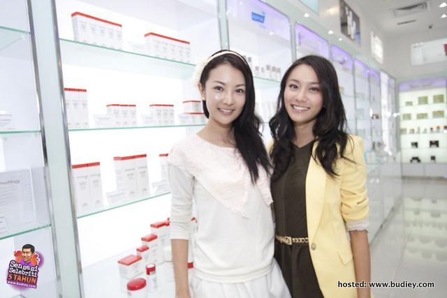 Chris Tong & Gan Mei Yan