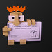 Business Card Holder by Legohaulic