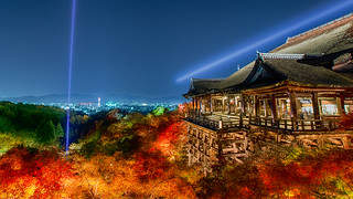 Kiyomizudera, Watcher of Kyoto City  || Kyoto, Japan