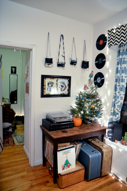 New York City Apartment: Christmastime