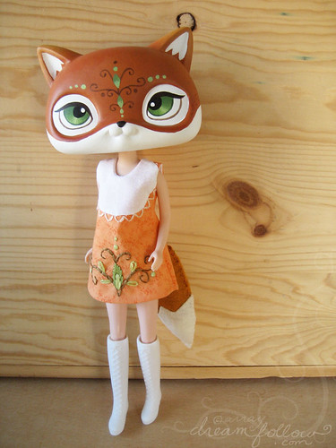 fox girl felicity
