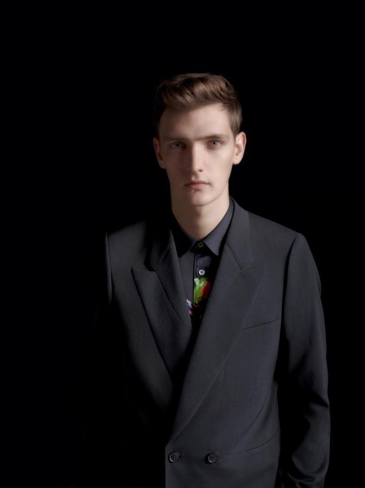Yannick Abrath0014_Paul Smith AW12(MODELScom)