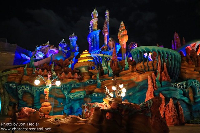 TDR Oct 2012 - Mermaid Lagoon
