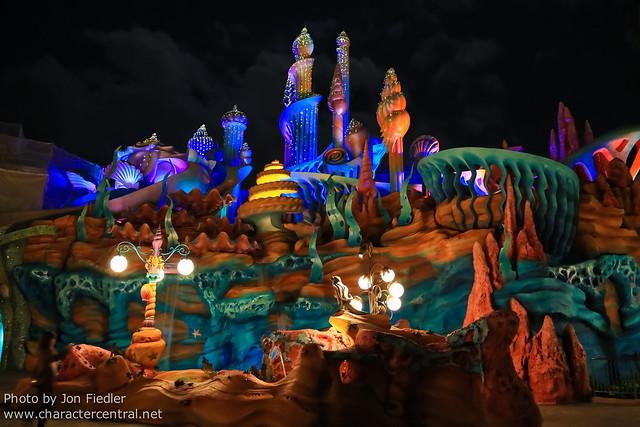 TDR Oct 2012 - Mermaid Lagoon