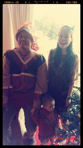 pocahontas family