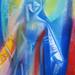 Virgin Mary of Breezy Point, NY. 2012 by Stephen B Whatley by Stephen B. Whatley