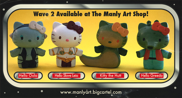Star Wars Kitty Wave 2