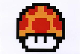 Mega Mushroom 2