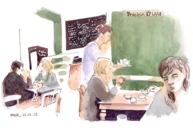 Cafe Fräulein Wild