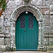 Small photo of The South Door of Constantine Parish Church