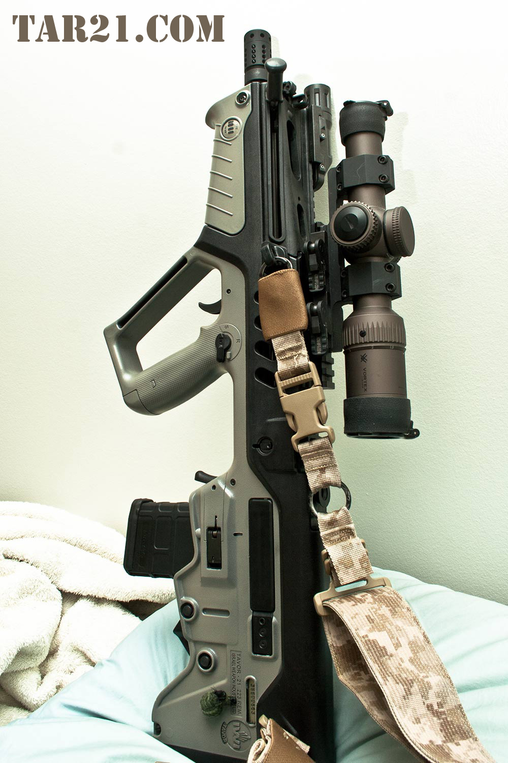 My SBR Tavor TAR-21 - NFA/Class 3 & FFL Discussion