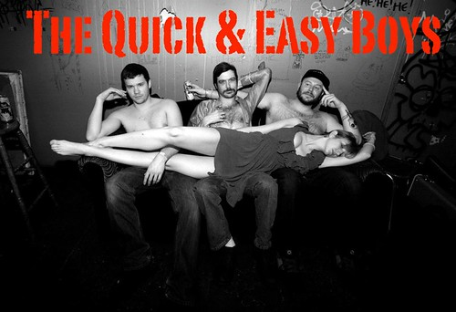 The Quick & Easy Boys @ The Goodfoot