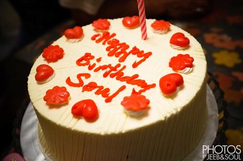 Birthday Soul 2012
