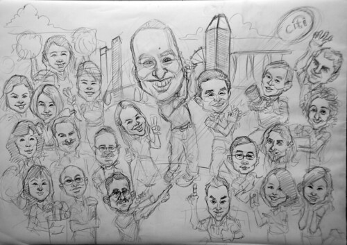 group caricatures for Citibank - 3.jpg