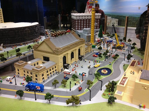Legoland 2012 Union Station