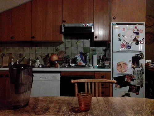 Un vuoto in cucina a Meda by Ylbert Durishti