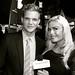 Taylor Handley, Actress Tia Barr, Chasing Mavericks Premiere