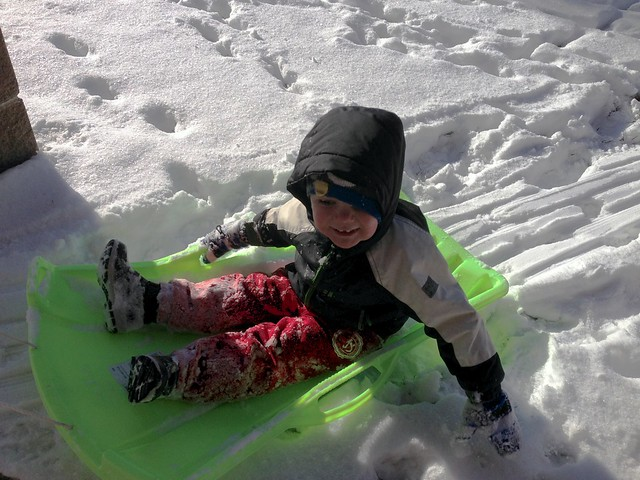 Snow much fun!