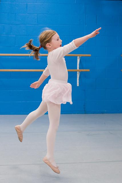 124 Abby ballet