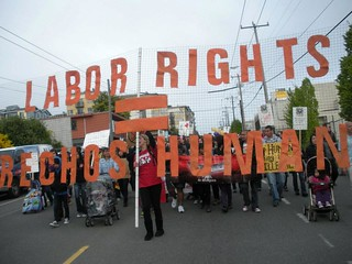 Labor Rights = Human Rights