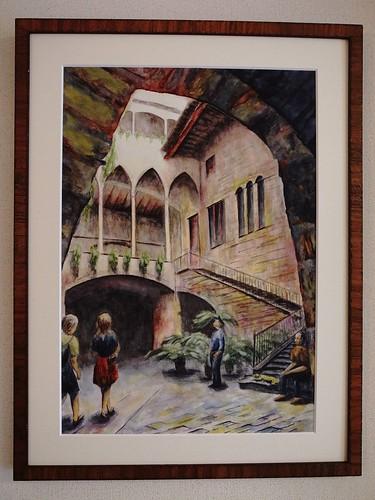 バルセロナ・ピカソ美術館