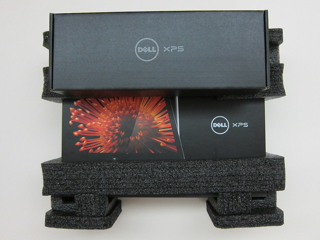 Dell XPS 12 - Inner Boxes