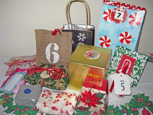 12 days of christmas packages