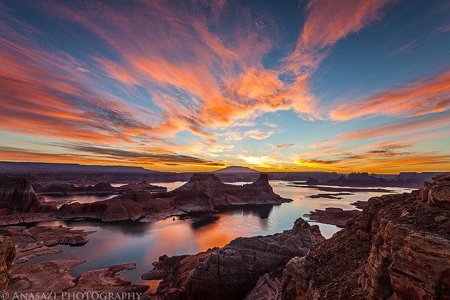 Alstrom Point Sunrise