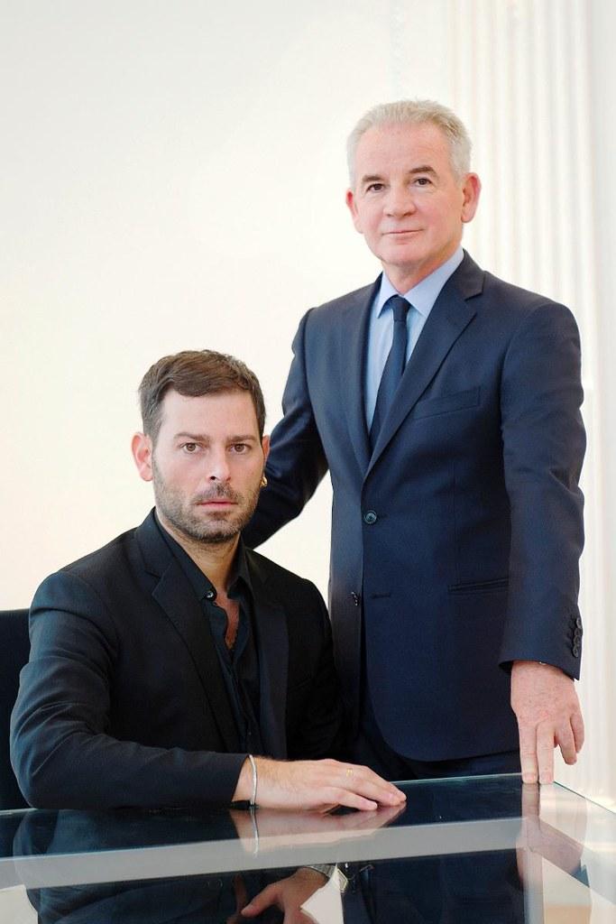 Fausto Puglisi e Massimo Ferretti CEO da AEFFE