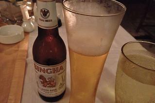 Phuket - Singha beer