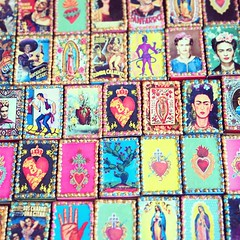 Frida matchbooks. #latergram #mexico