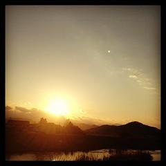 #sunset #鳥取